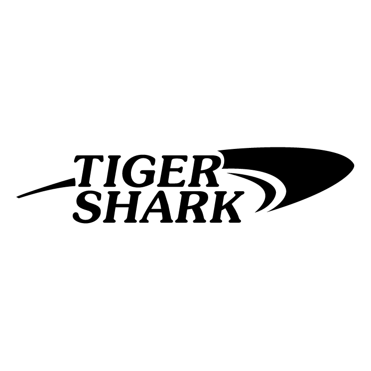 Tiger Shark Logo Tiger Shark Free Vector