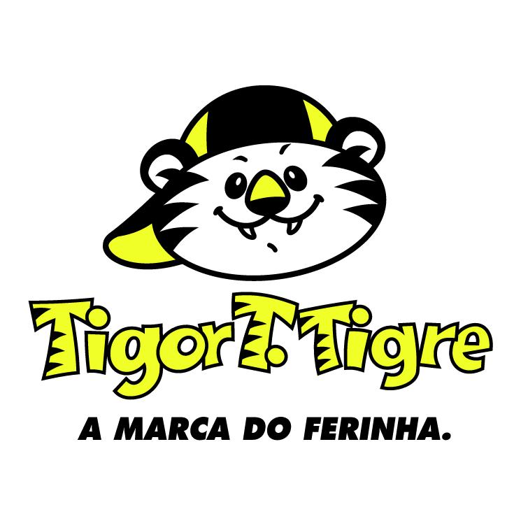 free vector Tigor t tigre