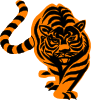 free vector Tigre02 clip art
