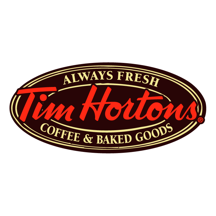 free vector Tim hortons 2