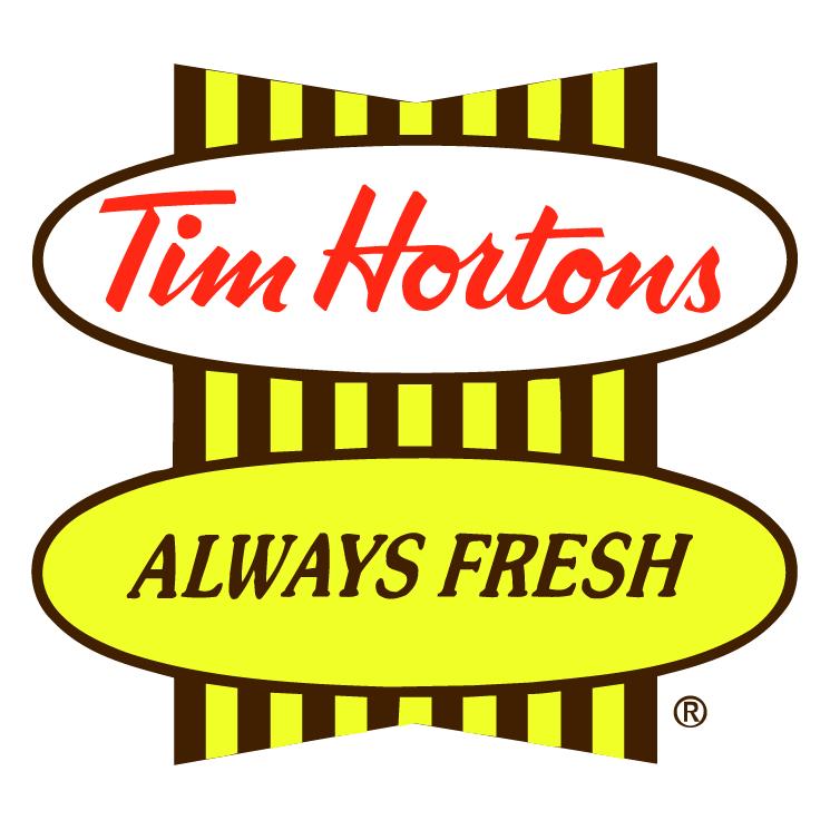 free vector Tim hortons