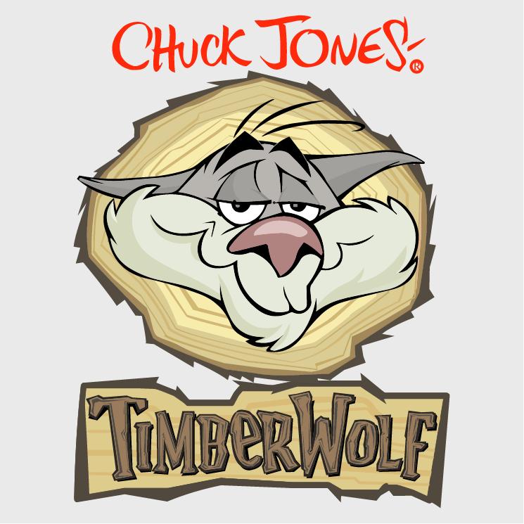 free vector Timberwolf