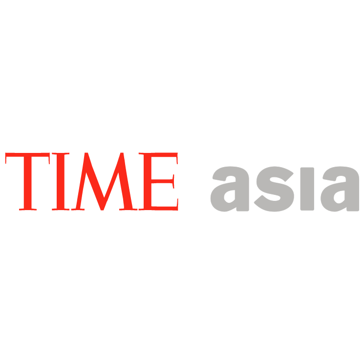 free vector Time asia