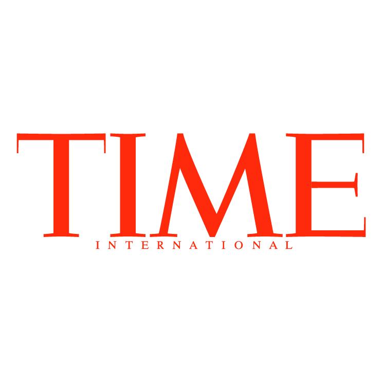 free vector Time international