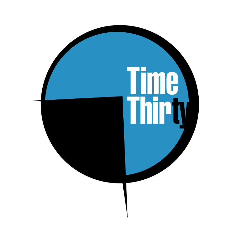 free vector Time thirty