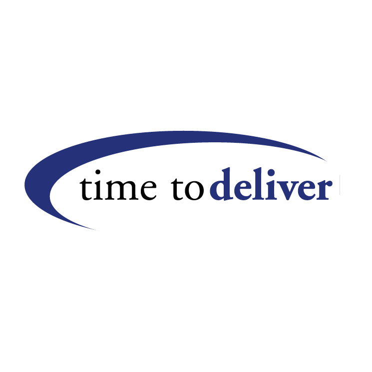 free vector Time to deliver