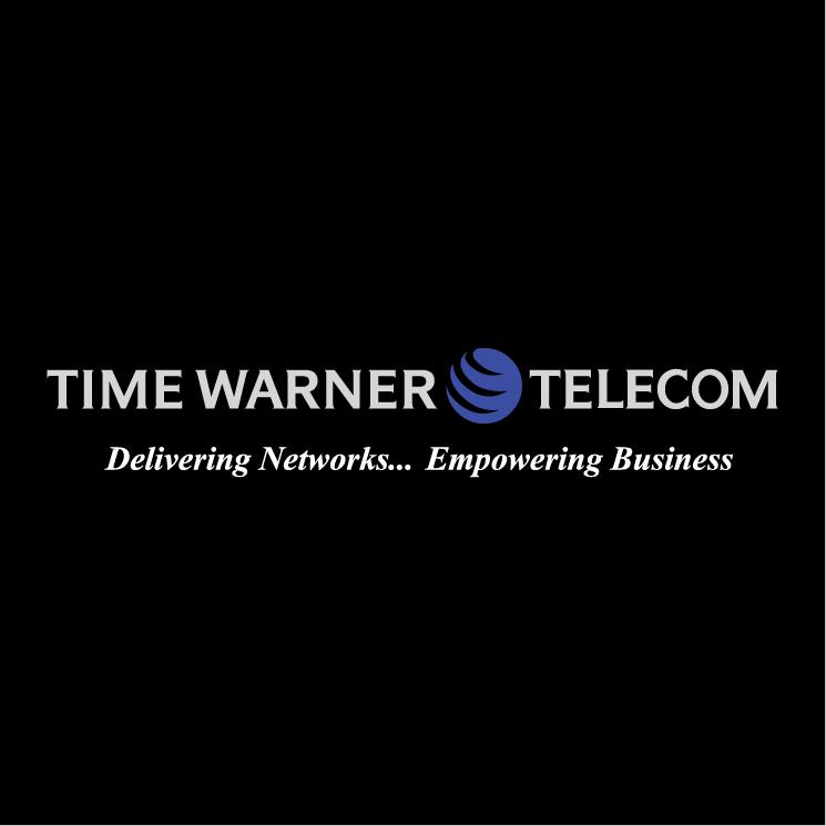 free vector Time warner telecom