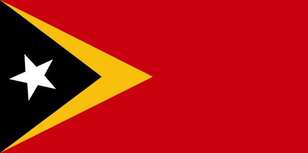 free vector Timor_leste clip art