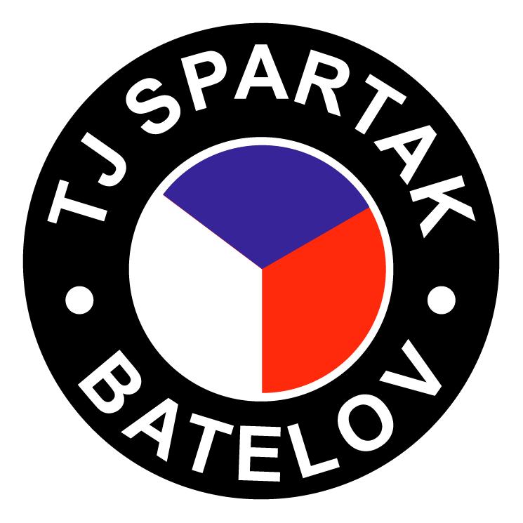free vector Tj spartak batelov