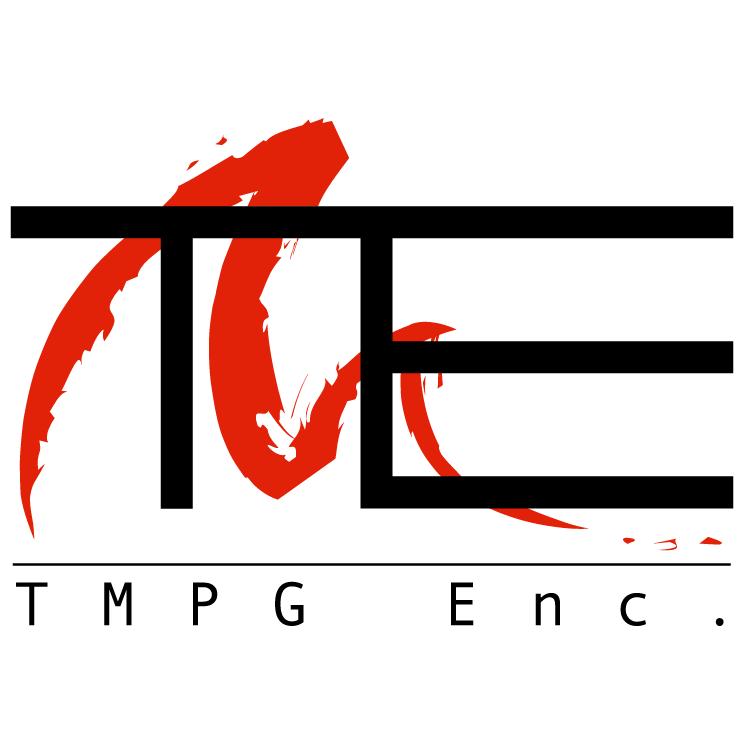 free vector Tmpg enc