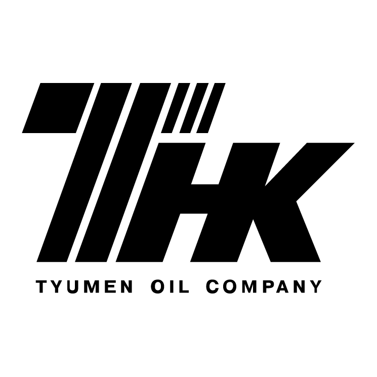free vector Tnk tyumen oil company 0