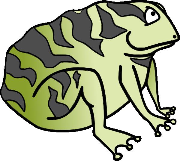 free vector Toad clip art