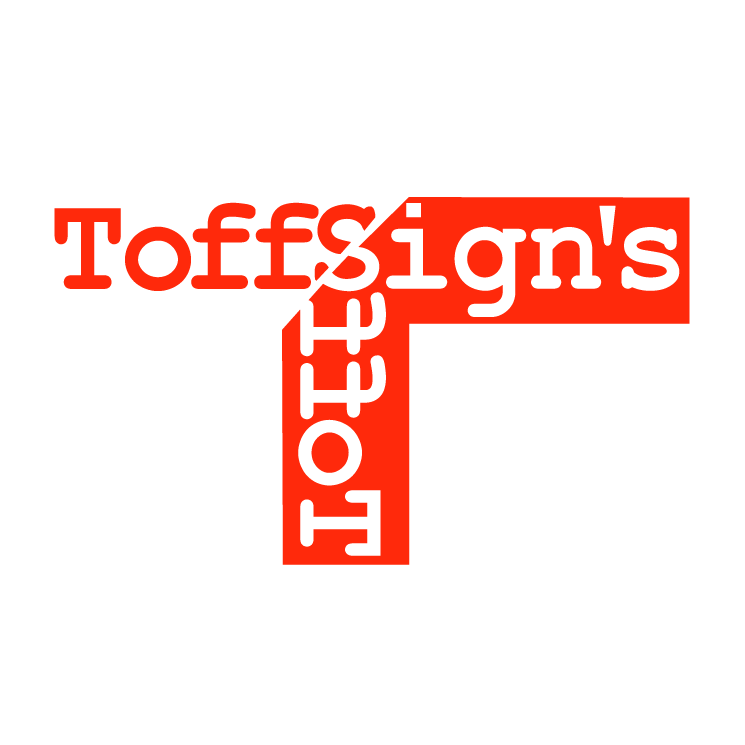 free vector Toffsigns toffsigns