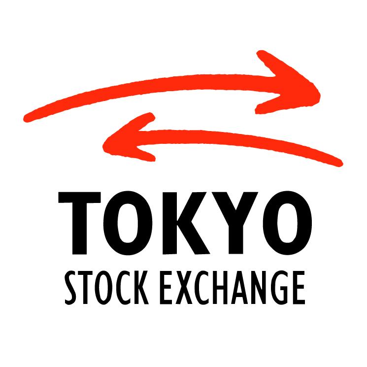 free vector Tokyo stock exchange