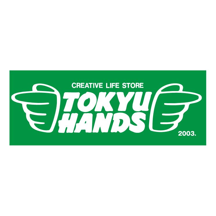 free vector Tokyu hands