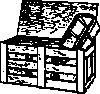 free vector Tomato Box clip art