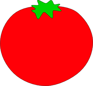 free vector Tomatoe clip art