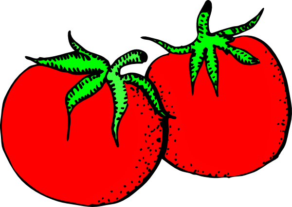 free vector Tomatoes clip art