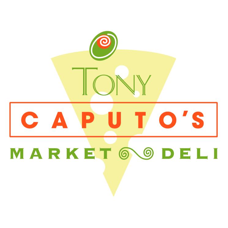 free vector Tony caputos