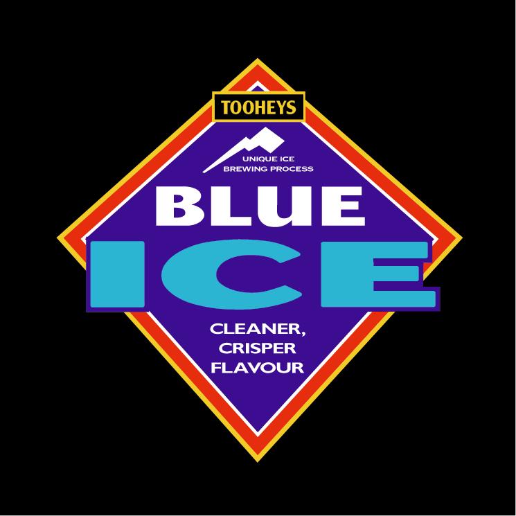 free vector Tooheys blue ice