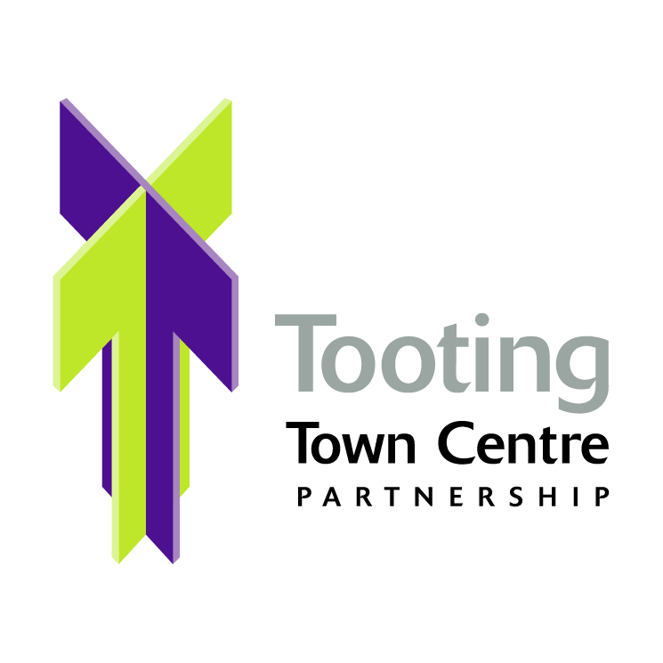 free vector Tooting town centre partnership