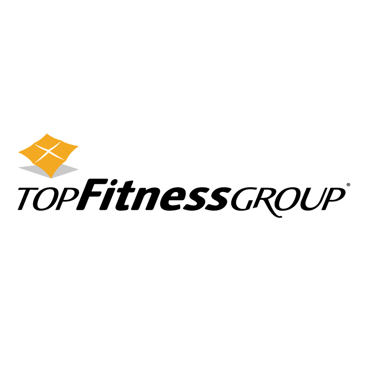 free vector Top fitness group