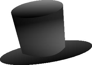 free vector Tophat clip art