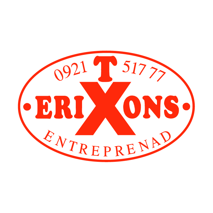 free vector Tord erixons entreprenad