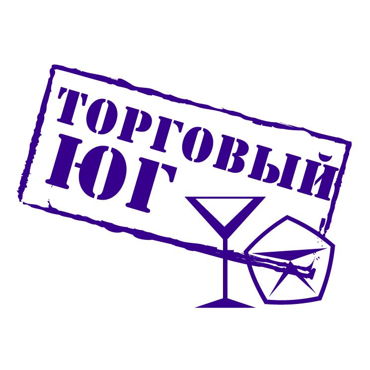 free vector Torgovyj yug