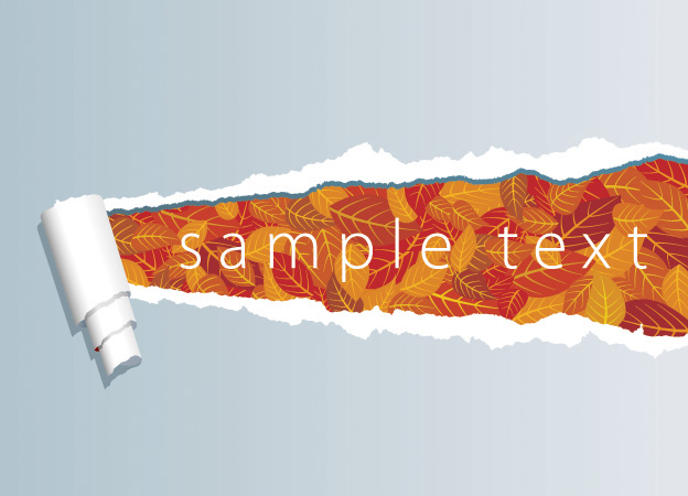free vector Torn paper vector