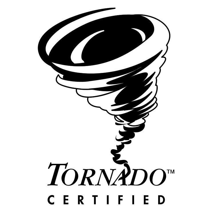 free vector Tornado certified