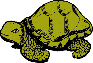 free vector Tortoise clip art