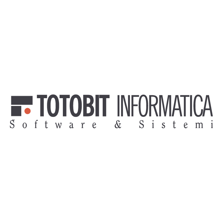 free vector Totobit informatica