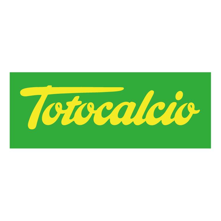 free vector Totocalcio