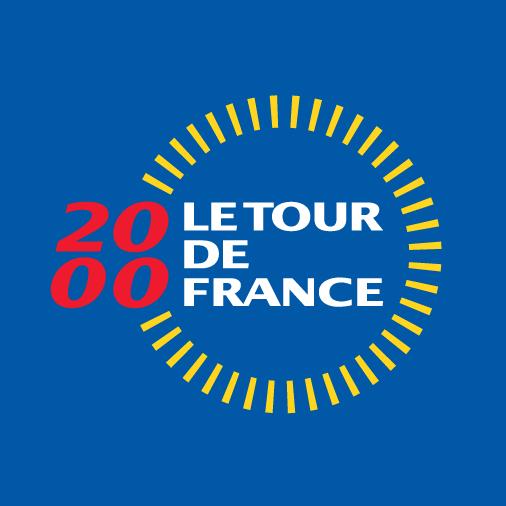 free vector Tour de France 2000 logo