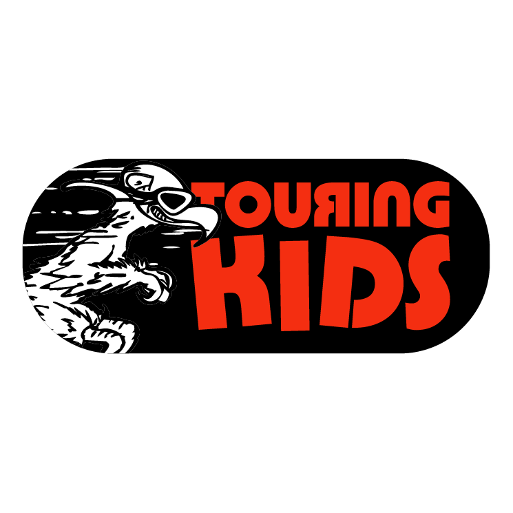 free vector Touring kids
