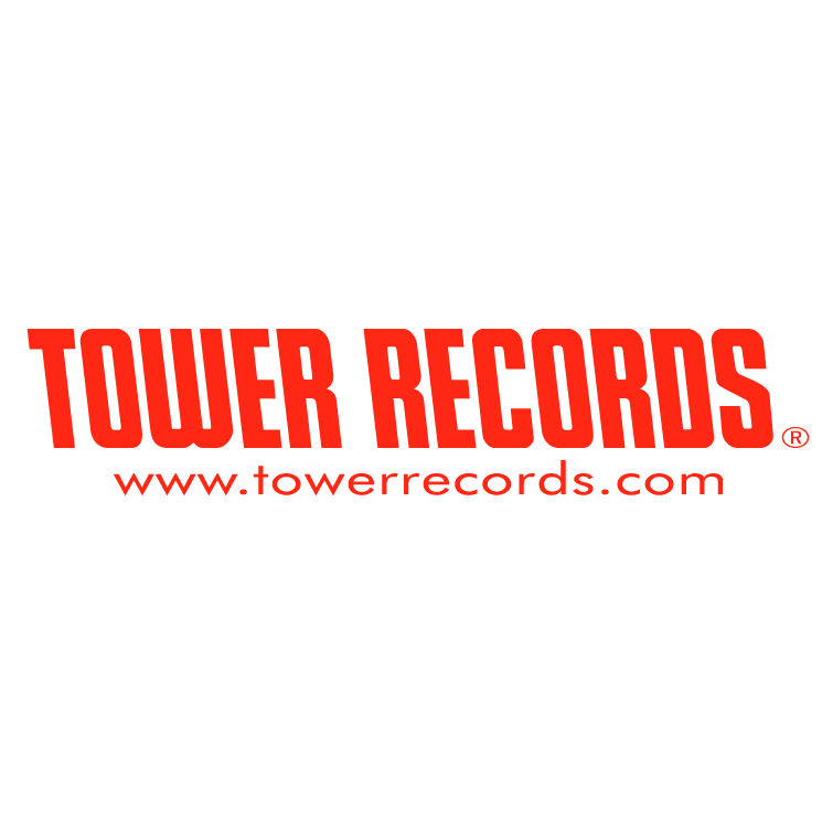 free vector Tower records