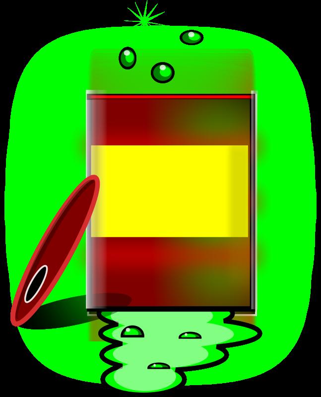 free vector Toxic_barrel