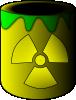 free vector Toxic Dump clip art