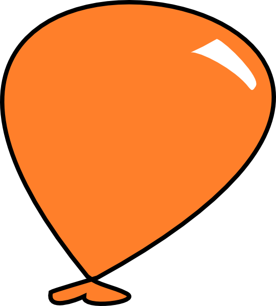 free vector Toy Baloon clip art