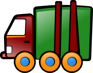 free vector Toy Car clip art