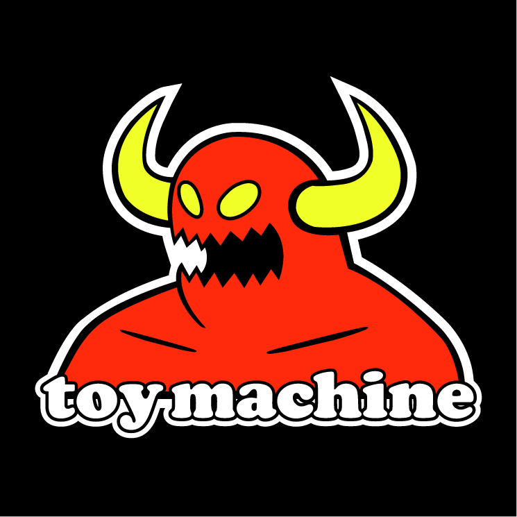 Toy Machine (29768) Free EPS, SVG Download / 4 Vector