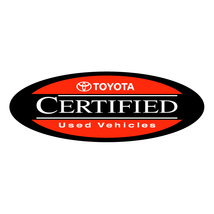 Toyota Certified Pre-Owned >> Toyota Certified Used Vehicles Free Vector 4vector