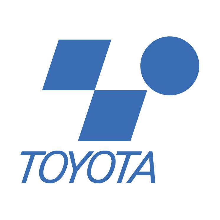 free vector Toyota industries corporation 0