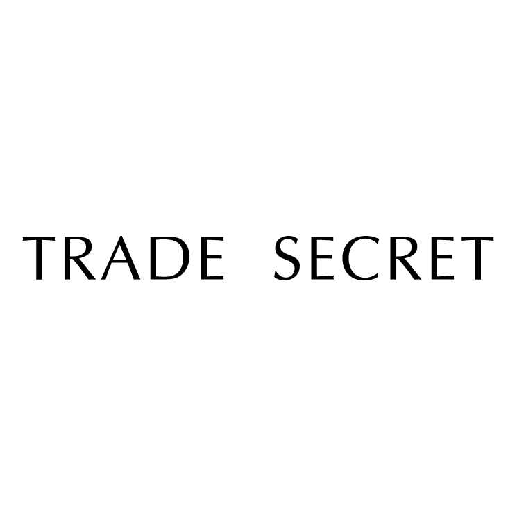 free vector Trade secret