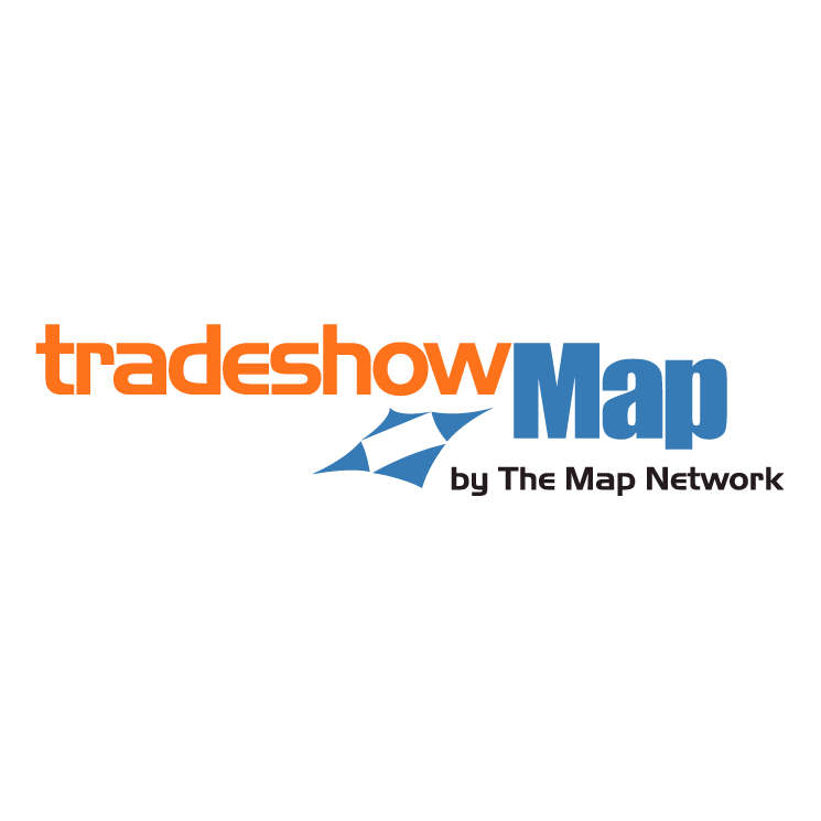 free vector Tradeshow map