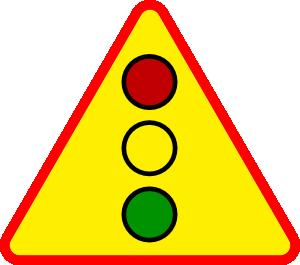 free vector Traffic Light Sign clip art