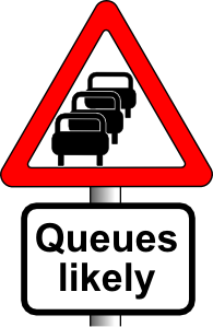 free vector Traffic Likely Road Signs clip art