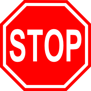 free vector Traffic Sign clip art