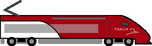 free vector Train Car clip art